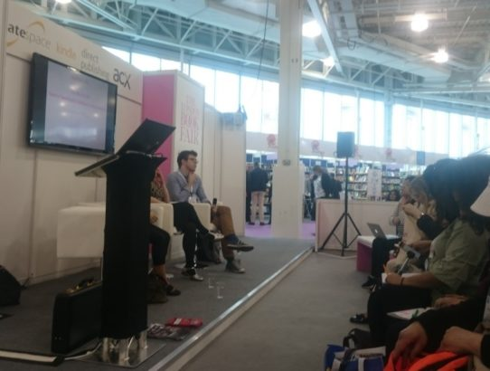 London book fair photos