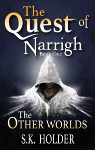 Quest of Narrigh Front Cover.