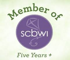 SCBWI membership badge