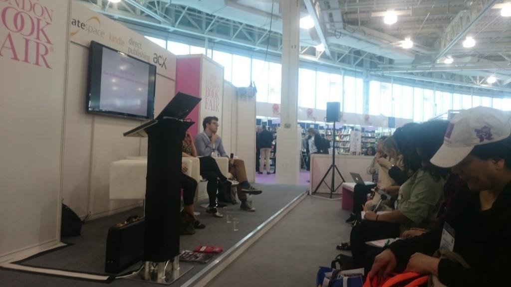 London Book Fair review